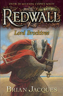 Lord Brocktree: A Tale from Redwall Cover Image