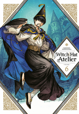 Witch Hat Atelier 6 Cover Image