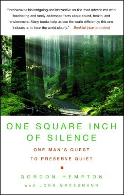 Cover for One Square Inch of Silence