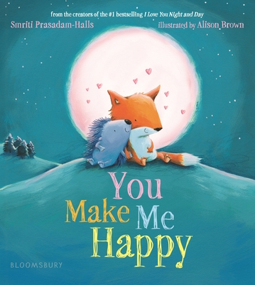 You Make Me Happy Cover Image