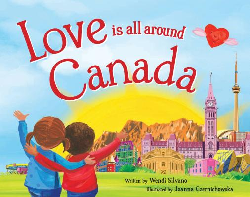 Love Is All Around Canada Cover Image