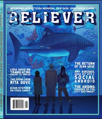 The Believer, Issue 133: December/January Cover Image
