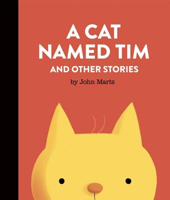 Cover for A Cat Named Tim and Other Stories