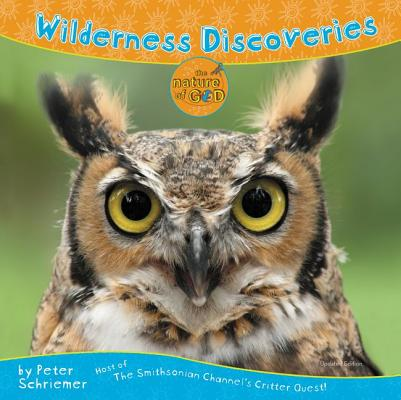 Cover for Wilderness Discoveries (Nature of God)