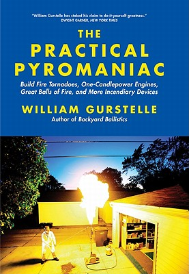 The Practical Pyromaniac Cover