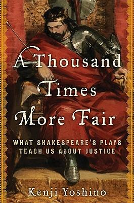 A Thousand Times More Fair Cover