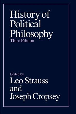 History of Political Philosophy Cover Image