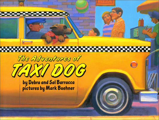 Adventures of Taxi Dog (Picture Puffin Books) Cover Image