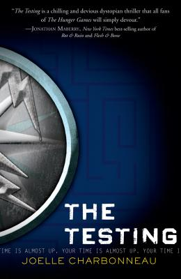 The Testing (Hardcover) By Joelle Charbonneau