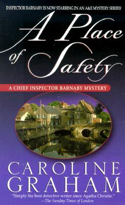A Place of Safety: A Chief Inspector Barnaby Novel Cover Image