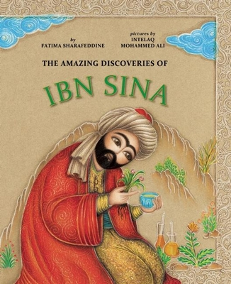 The Amazing Discoveries of Ibn Sina Cover Image
