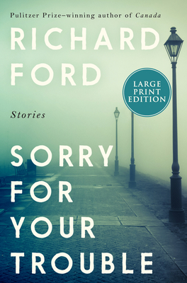 Sorry for Your Trouble Cover Image