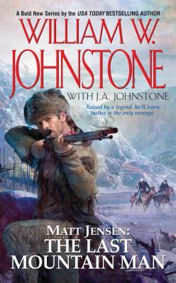 Matt Jensen: The Last Mountain Man Cover Image