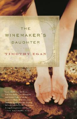 The Winemaker's Daughter Cover
