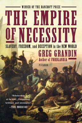 The Empire of Necessity Cover