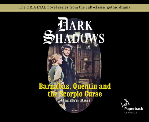 Barnabas, Quentin and the Scorpio Curse (Library Edition) (Dark Shadows #23) Cover Image