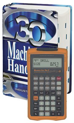 Machinery's Handbook, Large Print & Calc Pro 2 Combo Cover Image