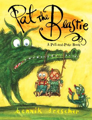 Pat the Beastie Cover