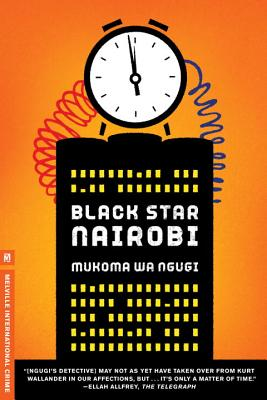 Black Star Nairobi Cover Image