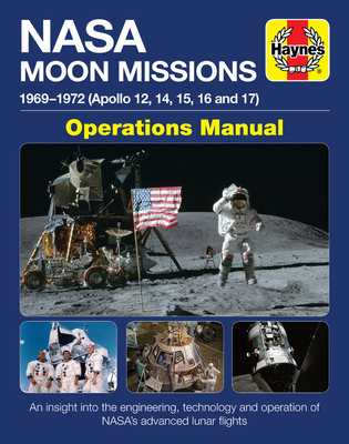 Cover for NASA Moon Missions Operations Manual