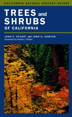 Cover for Trees and Shrubs of California (California Natural History Guides #62)