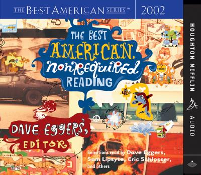 The Best American Nonrequired Reading 2002 Cover Image