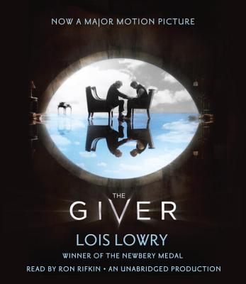 The Giver Movie Tie-In Edition (The Giver Quartet #1) Cover Image