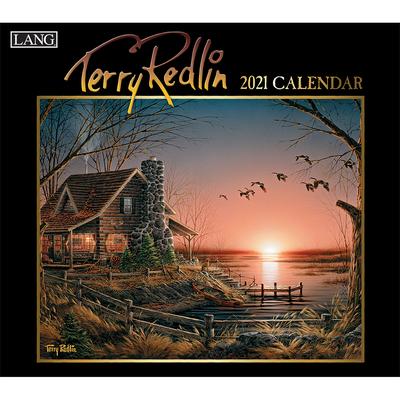 Terry Redlin 2021 Wall Calendar Cover Image