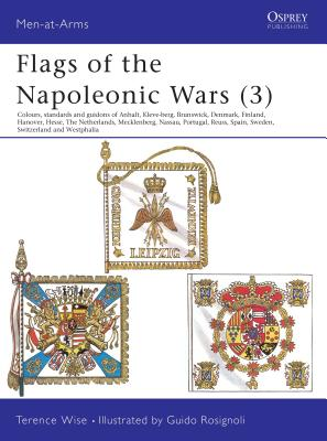 Flags of the Napoleonic Wars (3) Cover