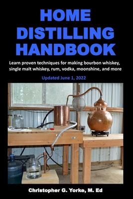 Home Distilling Handbook Cover Image
