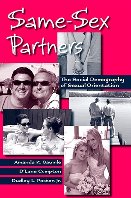 Same-Sex Partners: The Social Demography of Sexual Orientation Cover Image