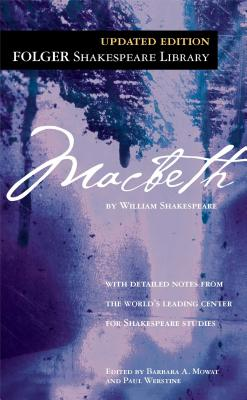 Macbeth (Folger Shakespeare Library) Cover Image