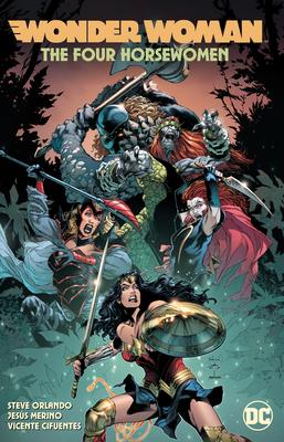 Wonder Woman Vol. 4: The Four Horsewomen Cover Image