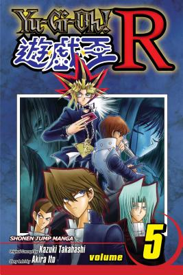 Yu-GI-Oh! R, Volume 5 [With Ultra Rare Alector, Sovereign of Birds Card] Cover