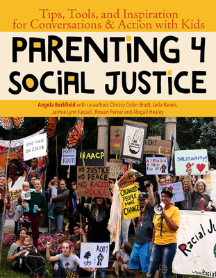 Cover for Parenting 4 Social Justice