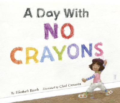 A Day with No Crayons Cover