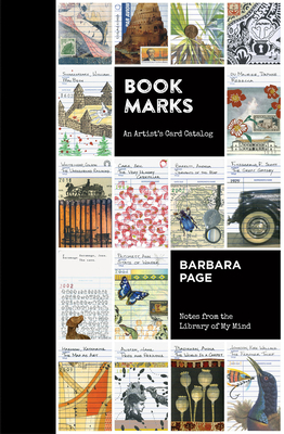 Book Marks: An Artist's Card Catalog: Notes from the Library of My Mind Cover Image