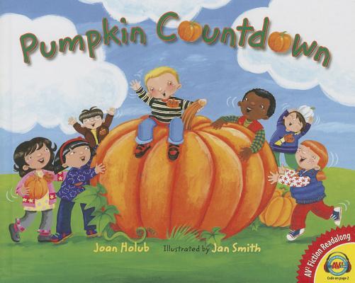 Pumpkin Countdown (AV2 Fiction Readalong #147) Cover Image