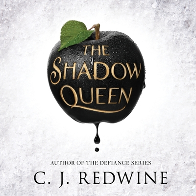 Cover for The Shadow Queen (Ravenspire #1)