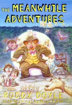 The Meanwhile Adventures Cover