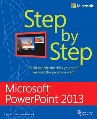 Microsoft PowerPoint 2013 Step by Step Cover Image