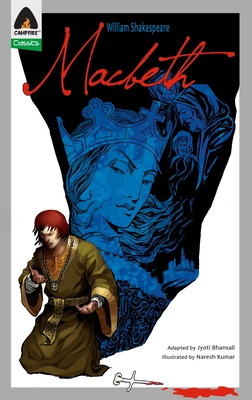 Macbeth: The Graphic Novel (Campfire Graphic Novels) Cover Image