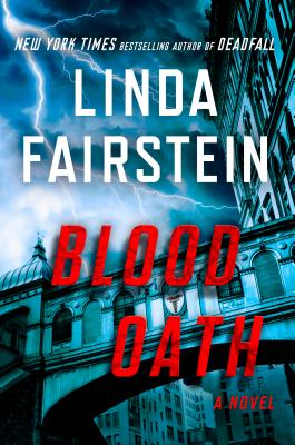 Blood Oath: A Novel (An Alexandra Cooper Novel) Cover Image