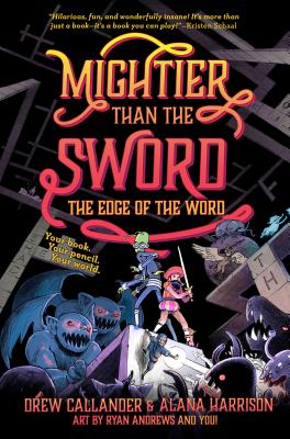 Mightier Than the Sword: The Edge of the Word #2 Cover Image