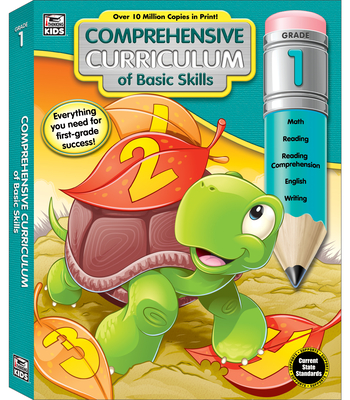 Comprehensive Curriculum of Basic Skills, Grade 1 Cover Image