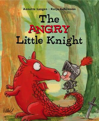 The Angry Little Knight Cover