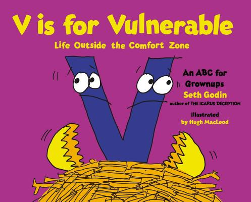 V Is for Vulnerable Cover
