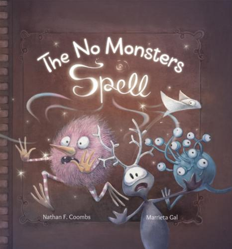 The No Monsters Spell Cover Image