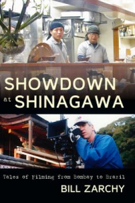 Showdown at Shinagawa Cover