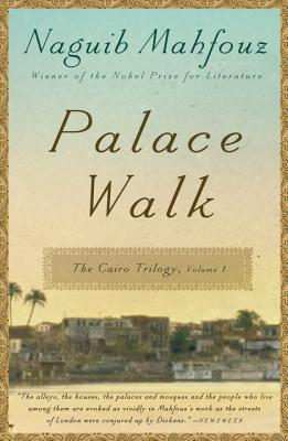 Palace Walk Cover
